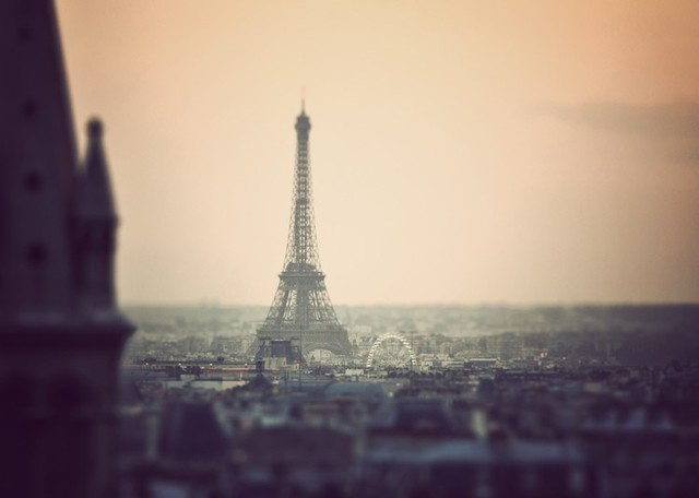 a holiday to paris