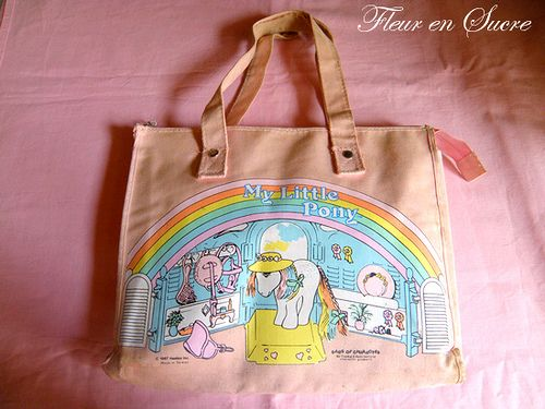 Bag featuring Grooming/Pretty Parlour