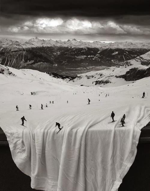 Snowboard Dali. haha this is pretty great