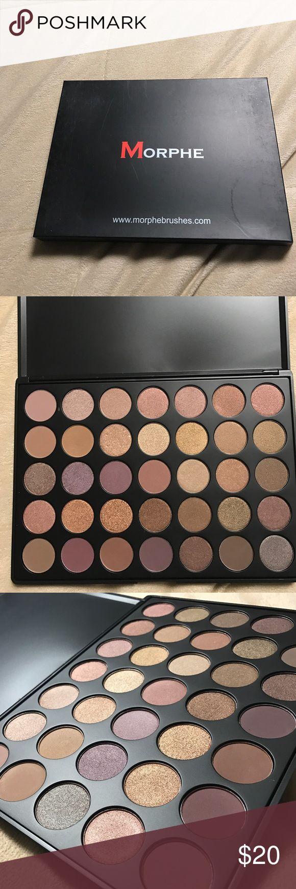 Morphe 35T eyeshadow pallet Brand New in box Morphe 35T eyeshadow pallet Morphe Makeup Eyeshadow