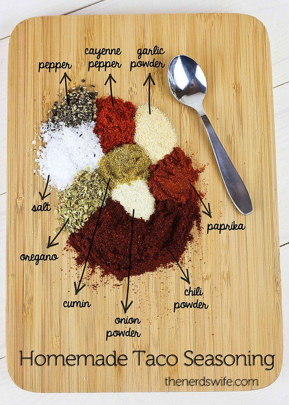 16 Homemade Spice mixes | How Does She