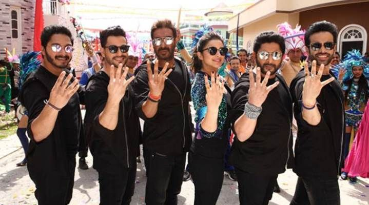 Golmaal Again Full Movie 2 Days Box Office Collection - Movie Box Office Collection (blog) #757Live