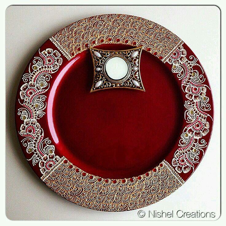 Decorative dish (new)