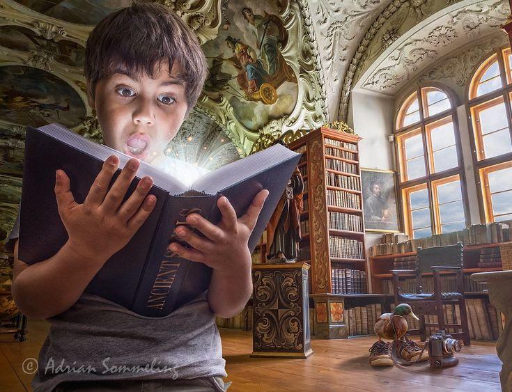 Необыкновенное детство в кадре фотографа Эдриана Соммелинга. Обсуждение на LiveInternet - Российский Сервис Онлайн-Дневников