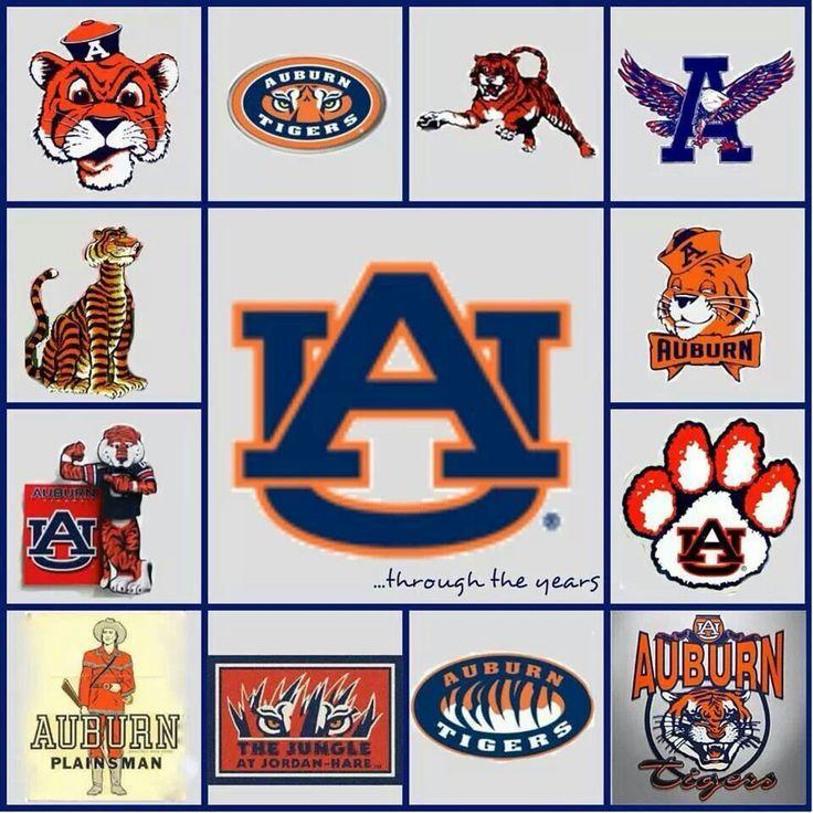 AU through the years