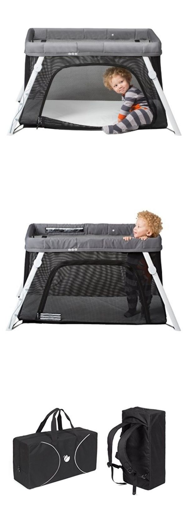 On our list of the top 6 portable cribs is the Lotus Travel Crib. Why We Love It: The Lotus Travel Crib and Portable Baby Playard is one of a kind. The Guava Family is the only company that makes cribs that pack into backpacks. The backpack is lightweight and super convenient for busy parents that are on the move. Set up time at 15 seconds, the Lotus Travel Crib can be used for... Continue Reading
