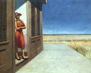 Caroline du Sud Matin - (Edward Hopper)