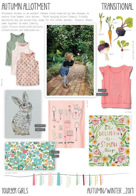 Emily Kiddy: Autumn Allotment - Autumn/Winter 2016/17 - Younger...