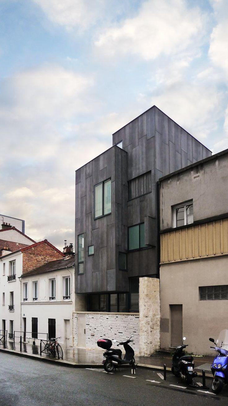 Maison du Paysagiste by Atelier WRA