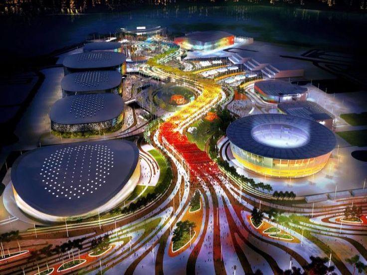 Olympic venues | Eventeam 2016