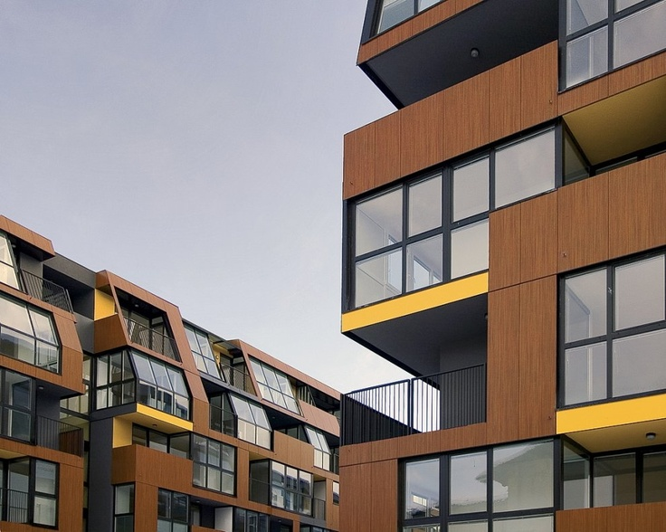 650 Apartments - A project by OFIS architects