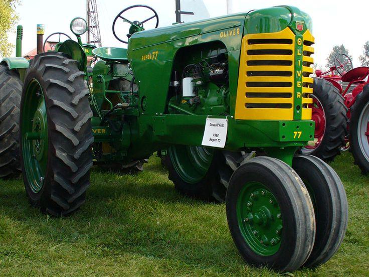 100 Best Oliver Tractor Images On Pinterest