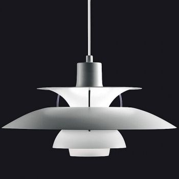 Louis Poulsen / PH5 pendant- I so want this for my home!!!!