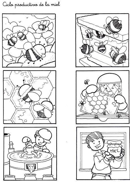 Secuencias Temporales para recortar y colorear!! - Betiana 1 - Àlbums web de Picasa