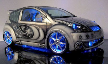 Great Le Tuning    Citroën Tuning pic #Citroen #tuning