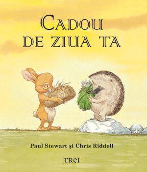 Cadou de ziua ta - Paul Stewart - - Ariciul si Iepurasul habar nu au cand pica zilele lor de nastere. Asa ca se hotarasc sa si le sarbatoreasca a doua zi, ca