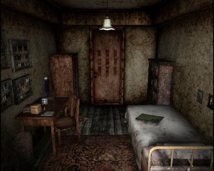 Alessa's Bedroom (Silent Hill 3)