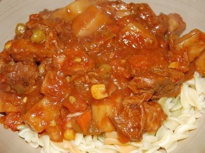 French Onion Beef Casserole