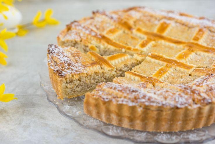 Sallys Blog - Pastiera Napoletana – italienischer Osterkuchen mit Weizen