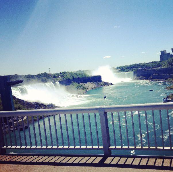 The Niagra Falls
