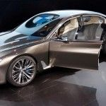 2014 BMW Vision Side Images 150x150 2014 BMW Vision Future Luxury Review With Images