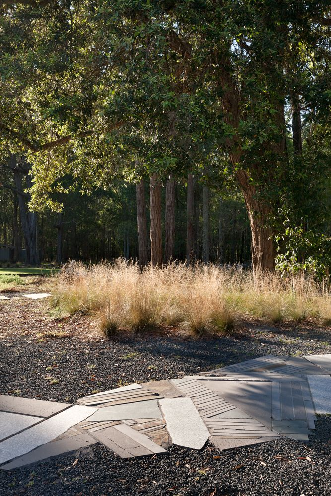 jane irwin landscape architect / forest edge garden, lower