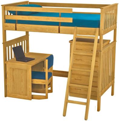 17 best images about loft beds on pinterest loft beds. Black Bedroom Furniture Sets. Home Design Ideas