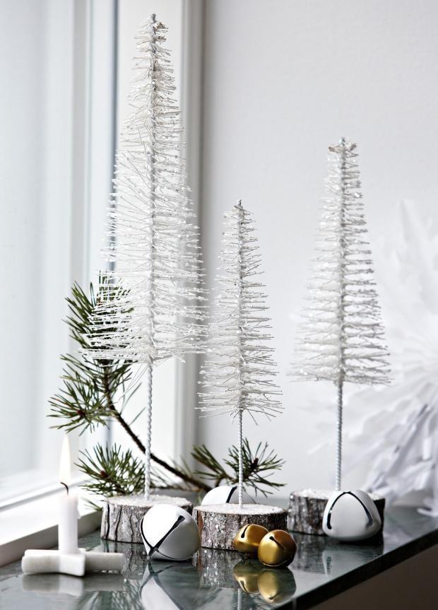 43 besten Weihnachten im Schlafzimmer Bilder auf Pinterest Merry - weihnachtswanddeko basteln