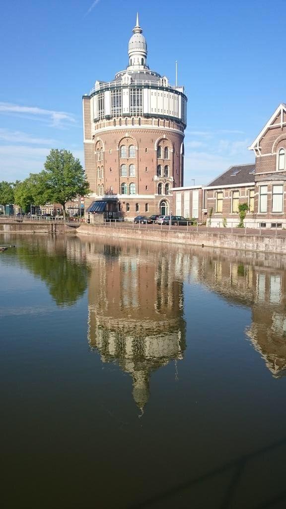 Rotterdam Kralingen - de Esch, Watertoren