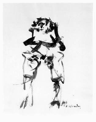 (Untitled)(Woman), (1961)