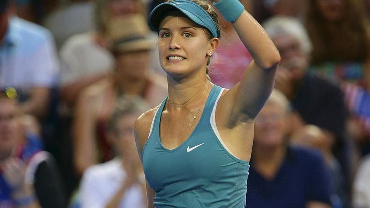 Eugenie Bouchard wins in Perth as row blows up off court