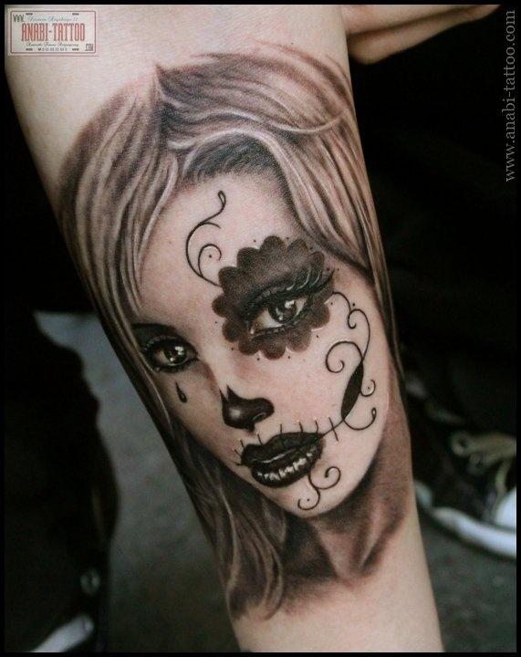 dia de los muertos #art #ink #tattoos