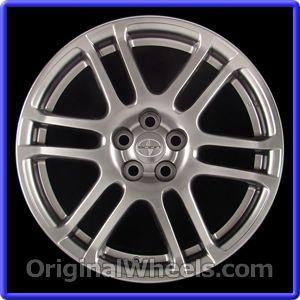 2010 Scion Tc Rims 2010 Scion Tc Wheels At Originalwheels Com Scion Tc Rims Scion Scion Tc