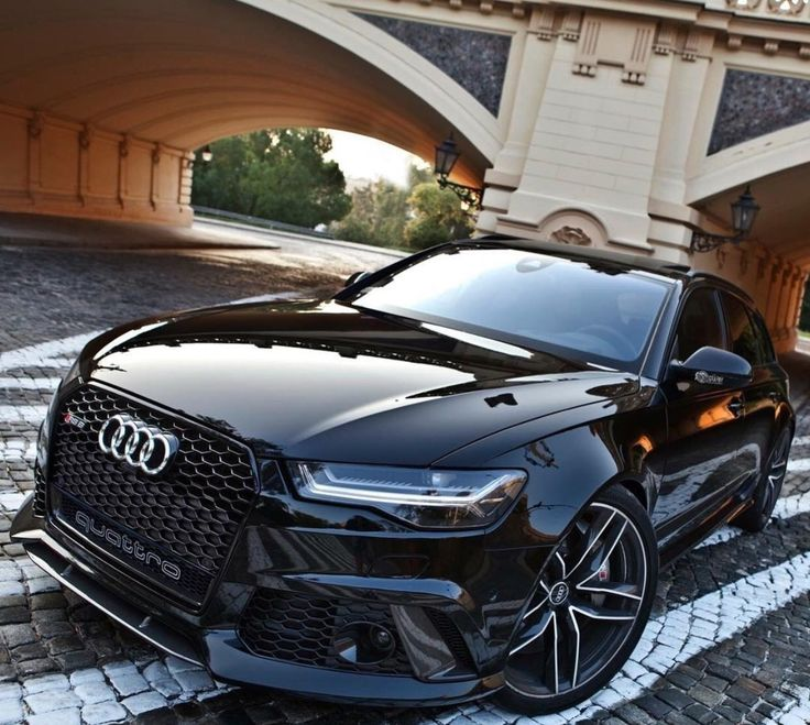 740 Best Audi RS6 Images On Pinterest