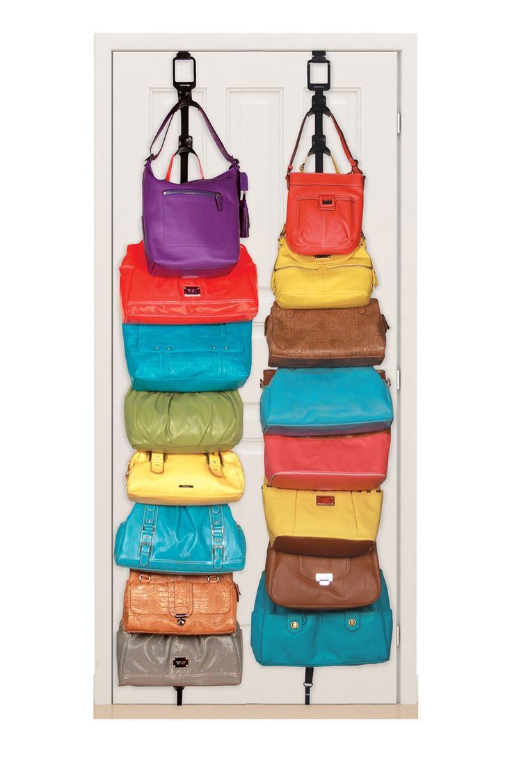 PurseStor 8 Clip Purse Hanger   Set Of 2 On @HauteLook  $9.00