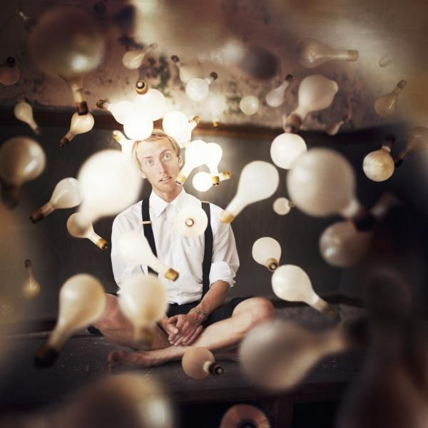 The daydream gatherer by Rob Woodcox
