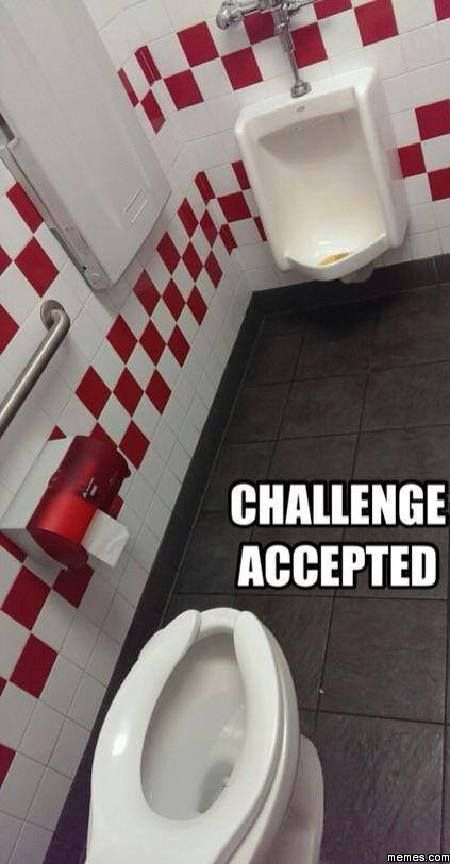 """15 Hilarious """"Challenged Accepted"""" Moments"""