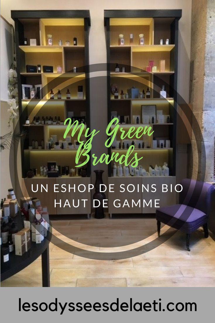Découvrez l'eshop My Green Brands : des cosmétiques bio de niche, de milieu et de haut de gamme, souvent inédits en France venant des quatre coins du monde. Des produits aux compositions saines et efficaces. Quand luxe et qualité sont au service de la cosmétiques bio ! #mygreenbrands #awesome #awesomeparis #eshop #eshopbio #eshopgreen  #creme #cremebio #cremehydratante #cremevisage #beauteluxe #cremehydratantebio #beautebio #huile #beautenaturelle #diy #cheveux
