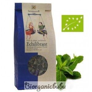 Ceai ecologic Echilibrant vrac, 50 g