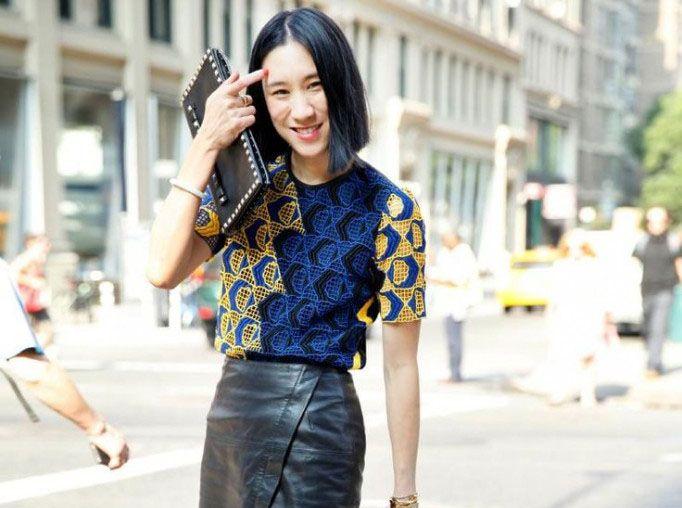 Eva Chen: la cara joven de las editoras de moda