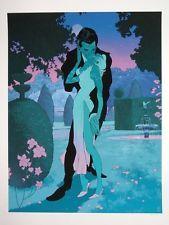 Tomer Hanuka Full Bloom Art Print Mondo Artist Poster Print
