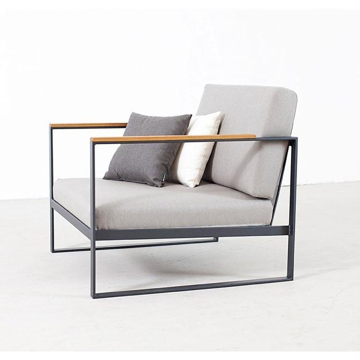 Roshults Garden Easy Lounge Sessel Outdoor Sessel Lounge Sessel