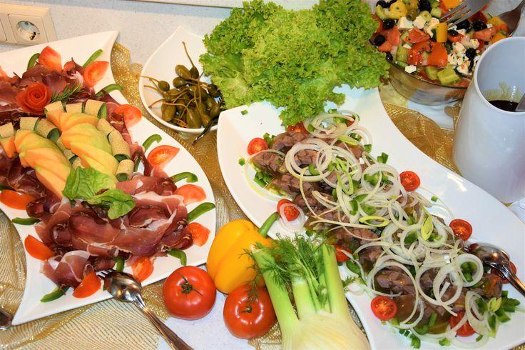 Vorspeisenbuffet als kulinarische Überraschung im Hotel Almrausch**** in Bad Kleinkirchheim, Kärnten  www.almrausch.co.at