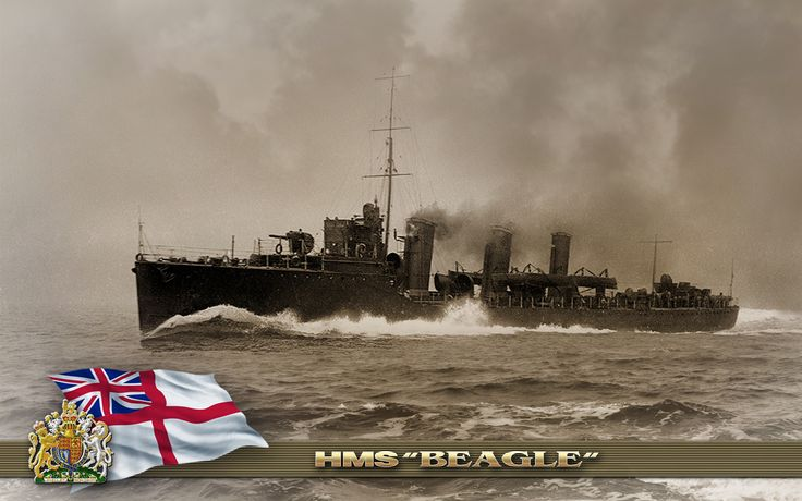 HMS Beagle (H30) was a B-class destroyer built for the British Royal Navy around 1930.