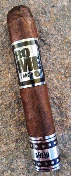 Dan's Cigar Reviews: ROMEO Añejo Robusto by Romeo y Julieta CheapAshCigar.com