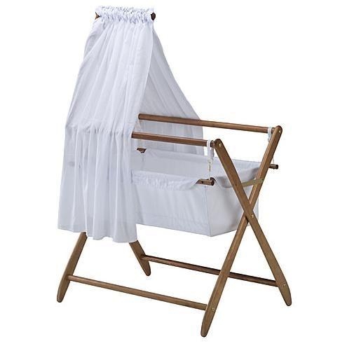 Cariboo gentle motions rocking bassinet from PoshTots