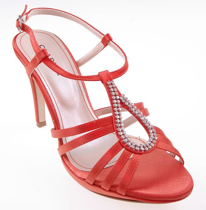 clarice formal satin shoes