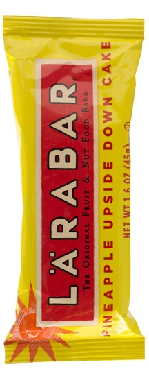 LÄRABAR - Pineapple Upside Down Cake (seasonal)Recipe Upside, Cake Seasons, Pineapple Recipes, Larabar Debut, Upside Down Cakes, Pineapple Upside Down, Larabar Rocks