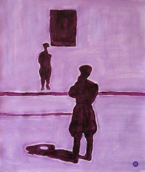 Juan Mildenberger painting - peinture - pintura