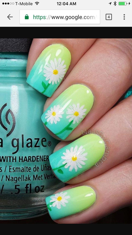 198 best uñas images on Pinterest   Nail art, Nail design and Nail ...
